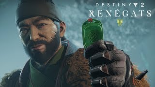 Destiny 2 : Renégats - Bande-annonce de Gambit [FR]