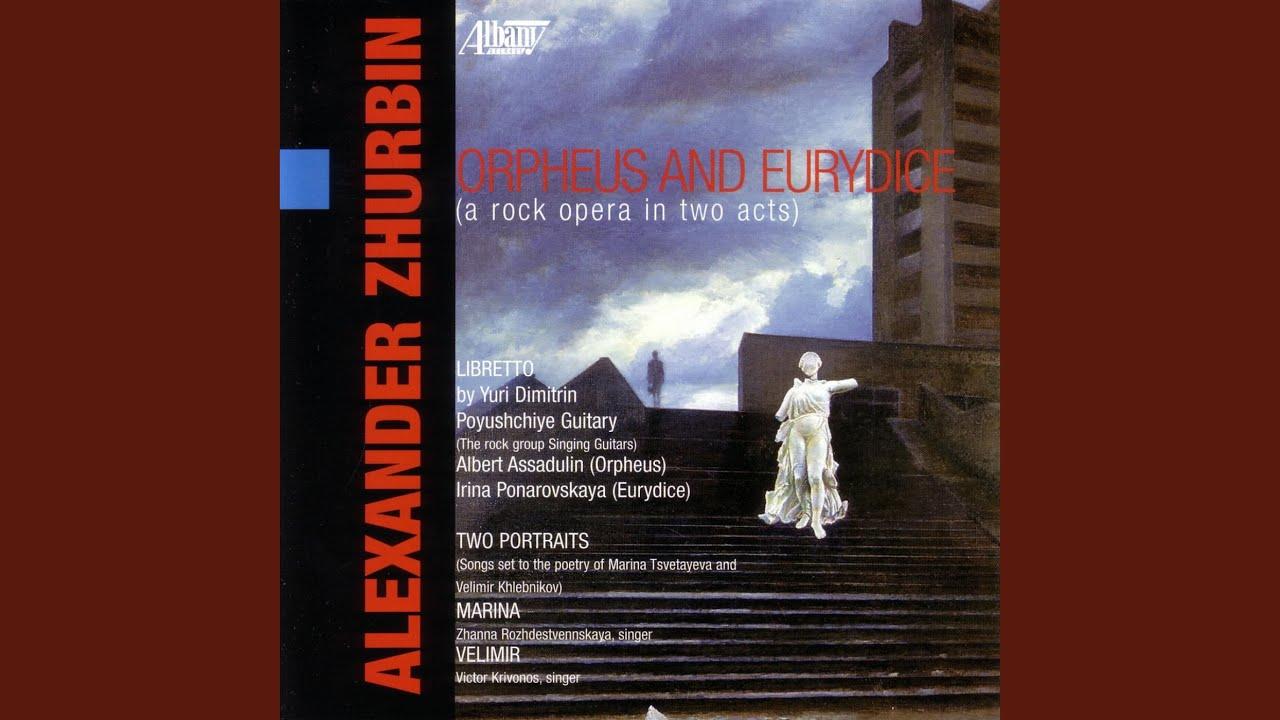 Orpheus And Eurydice Act Two Recitative And Aria Oforpheus Youtube