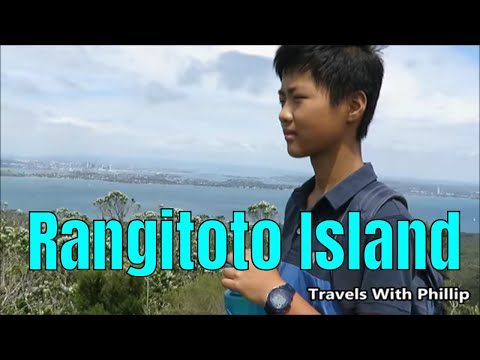Rangitoto Island, The youngest volcanic island in Auckland