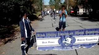Mannequin Challenge High Point Central Marching Band 2016