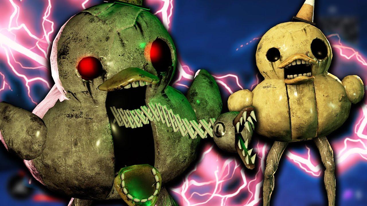 DREAD DUCKIE CHAOS ON MULTIPLAYER...    Dark Deception: Monsters & Mortals