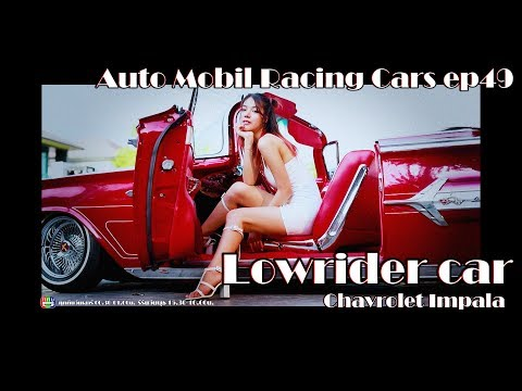 Auto Mobil Racing Cars Ep49: Lowrider Car Chevrolet Immpala