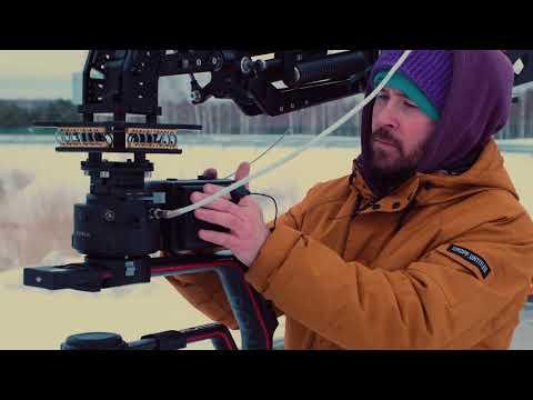Test Cameracar. DJI Ronin 2