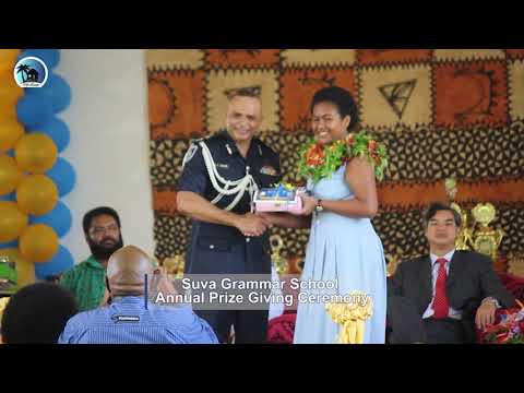 Suva Grammar School Annual Giving Ceremony 2017