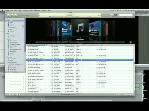 Final Cut Pro - Import iTunes Music