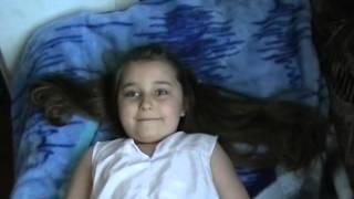 Ангелина. Видео на песню Маленькая дочка клип