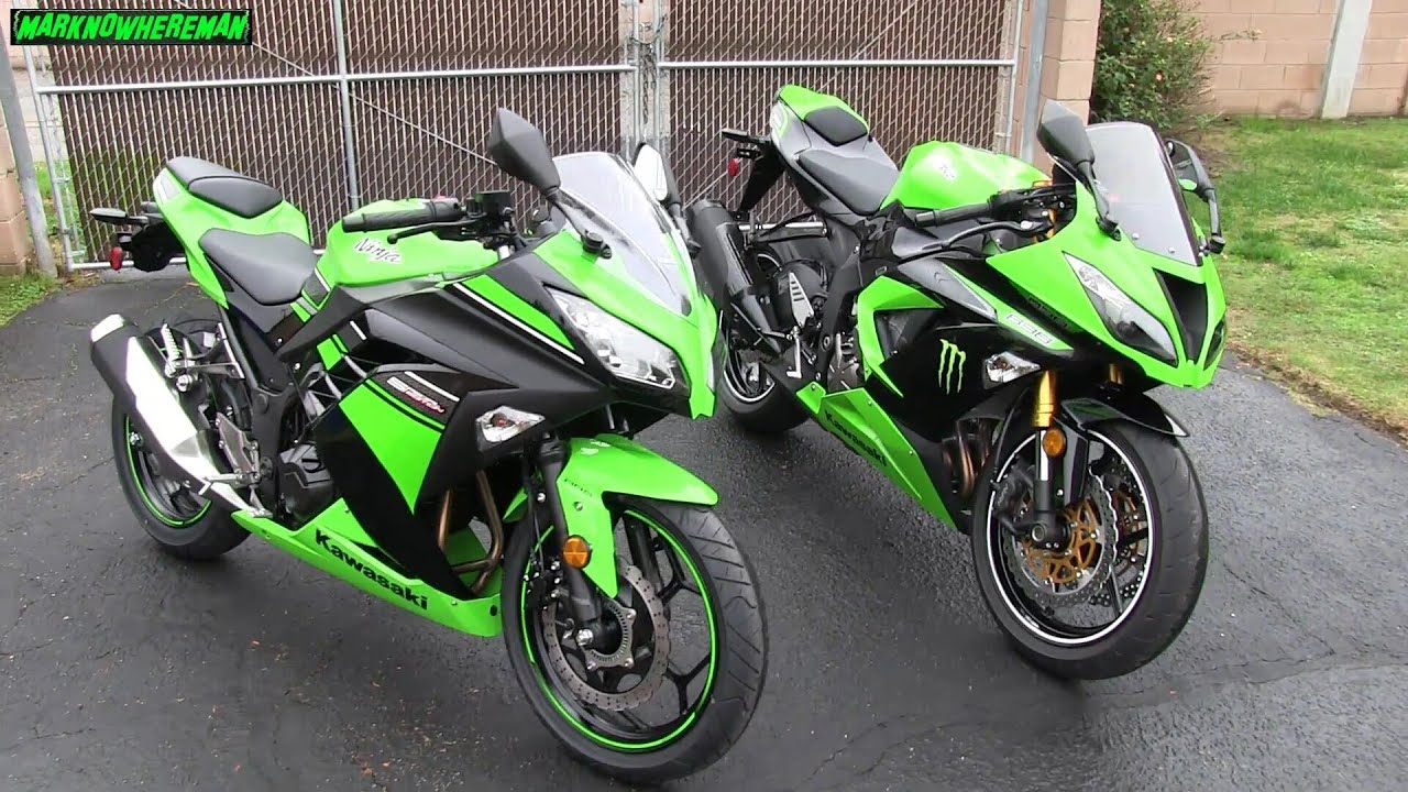 Kawasaki Zxr Monster Edition Top Speed