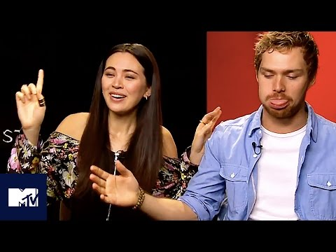 Iron Fist: Cast's Funniest Moments   MTV