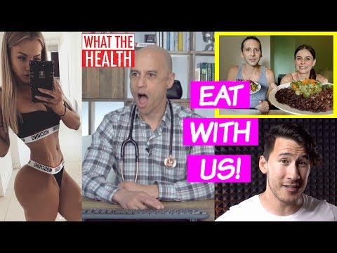 Tammy Hembrow, ZDoggMD, Markiplier, The Michalaks + more... MUKBANG REACTION!