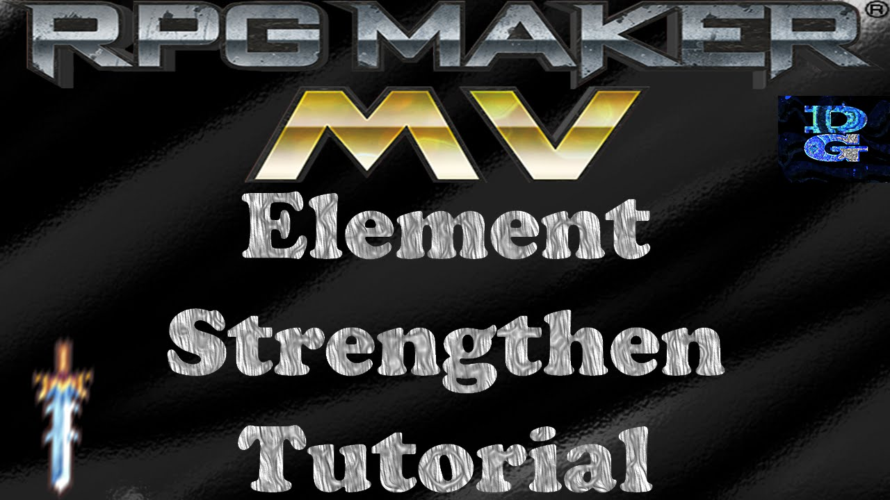 RPG Maker MV Element Strengthen (VE) Tutorial