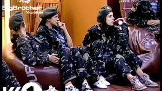 9-й день в доме Big Brother, эфир 22:00