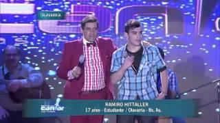Soñando por cantar  - Ramiro Hittaller impresionó al jurado