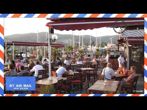 Bodrum Harbour and Bodrum Market in Turkey - Attractions in Bodrum