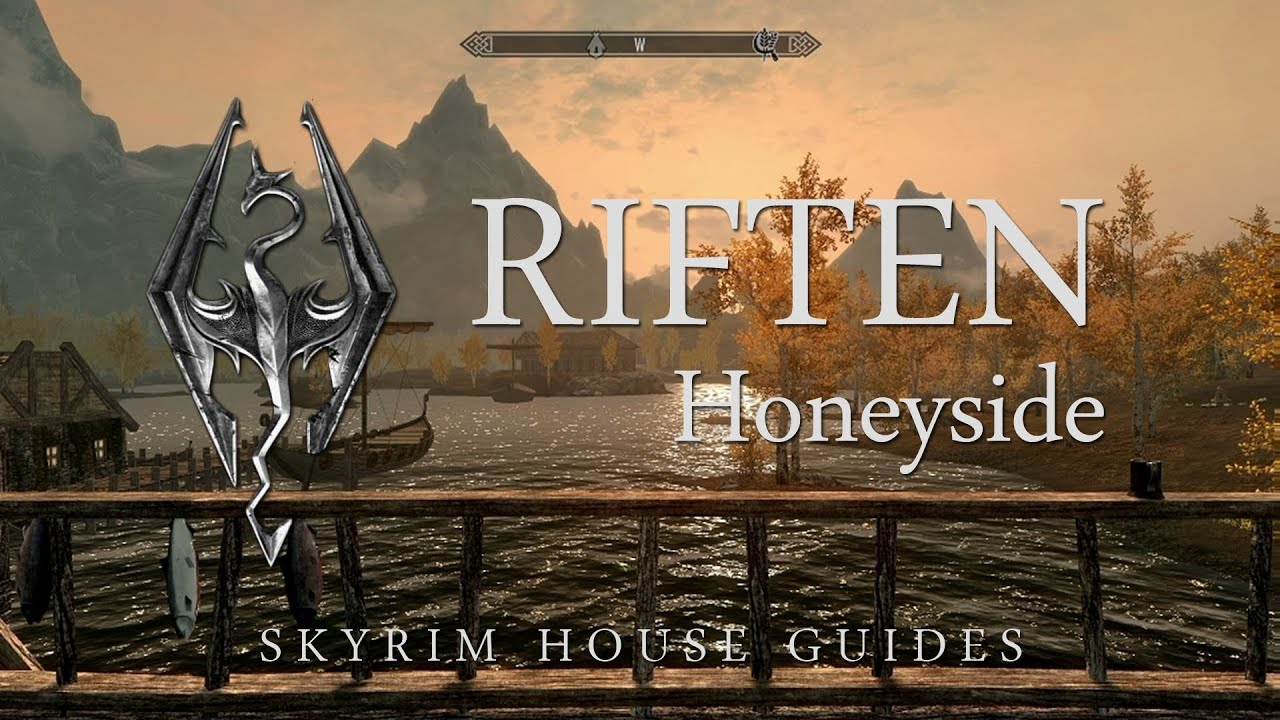How To Get The Home In Riften