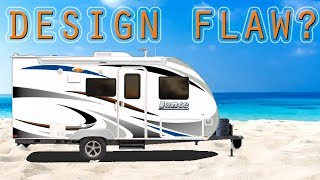 """WHY I WOULDN'T BUY A LANCE 1575 CAMPER TRAILER - """"The Tripster"""""""