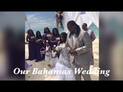 Our Bahamas Wedding Ceremony and Reception