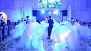 Танец Лебедей   Жених Невеста. Свадьба в Алматы. Той Мафия