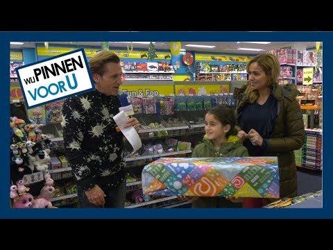 Decemberkriebels - Intertoys - Shoppingcenter Overvecht