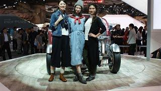 第44回 東京モーターショー2015 トヨタ自動車「KIKAI」 【撮影】 2015年...