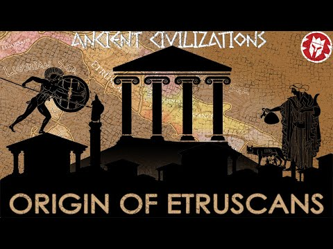 Etruscans: Italian Civilization Before Ancient Rome
