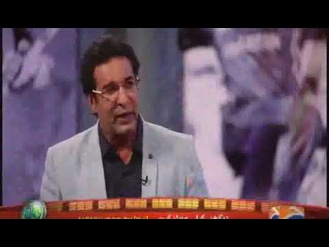 The Sportsman Show Moin Khan Special Interview Of Wasim Akram Part 2- 25 Feb 2017