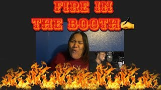 Wretch 32 & Avelino - Fire In The Booth |REACTION 🤒🤒