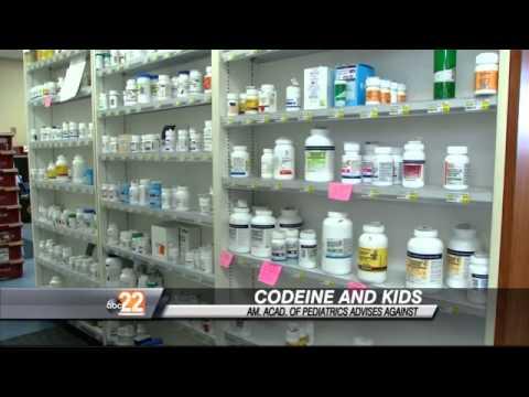 Codeine Still Prescribed to Children, Given Equal Alternatives