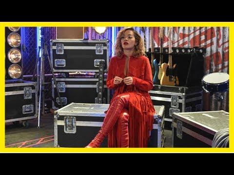 Rita Ora Blind Auditions
