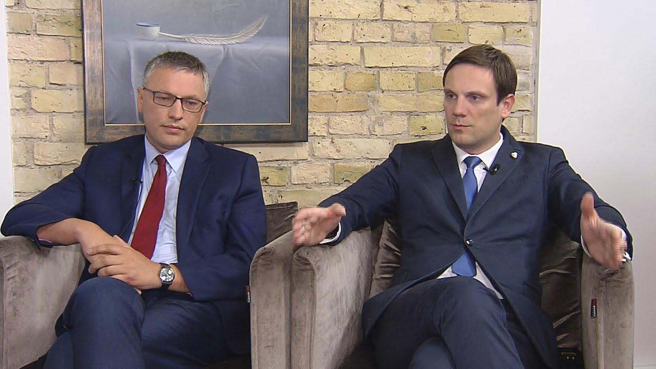 """V. Bakas susiriejo su T. Tomilinu: """"Partijoje apskritai nelieka sveiko proto"""""""