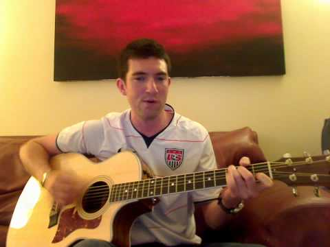 Bob Seger Turn The Page acoustic cover by Ryan Burns in HD