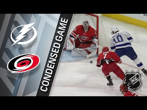 04/07/18 Condensed Game: Lightning @ Hurricanes