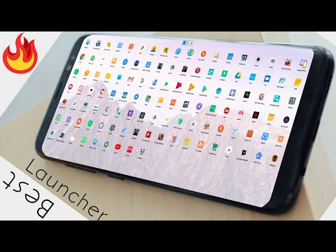 Top 5 Android Launchers (December) 2019