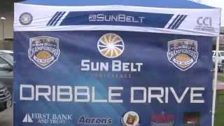 Second Annual Dribble Drive and Sun Belt Saturday Takes Over at Sun Belt Basketball Championship