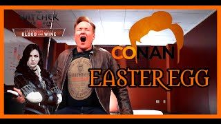 Witcher 3 Blood and Wine - Conan Clueless Gamer Easter Egg! - Having Sex on a Stuffed Unicorn