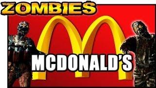 MCDONALDS ZOMBIES ★ Left 4 Dead 2 (L4D2 Zombie Games)