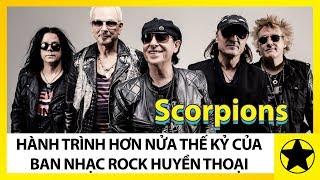 Scorpions - Hành Trình Hơn Nửa Thế Kỷ Của Ban Nhạc Rock Huyền Thoại