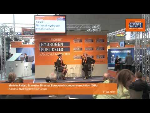 National Hydrogen Infrastructure