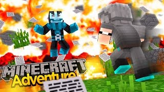 Minecraft Adventure : X-MEN SCHOOL!