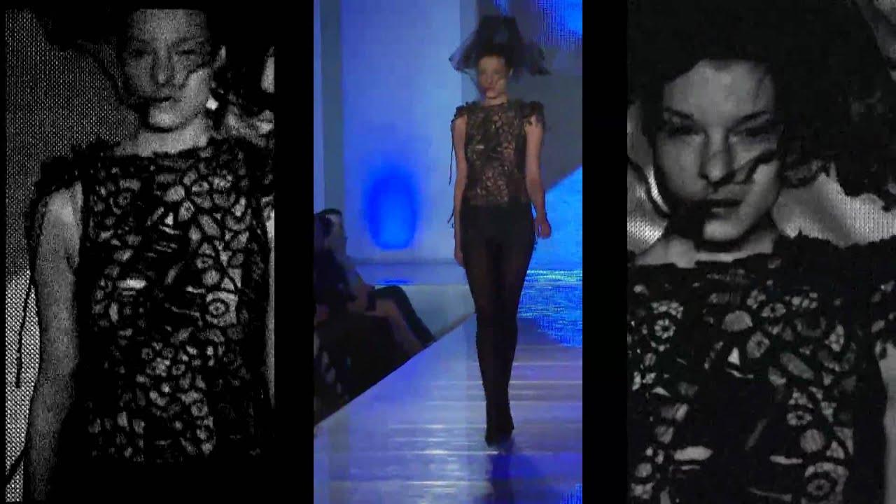 Gothic Fashion Show Youtube