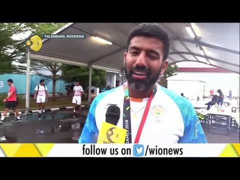 Exclusive: Rohan Bopanna reveals motivation behind Men's Doubles Gold