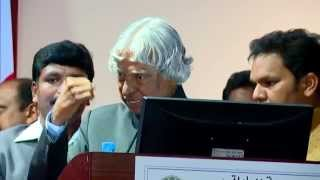 Dr. APJ Abdul Kalam speech in Tamil during his last overseas trip-3
