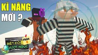 Minecraft Biệt Đội Vượt Ngục (PHẦN 8) #1- JAKI THỨC TỈNH KĨ NĂNG TRIỆU HỒI ZERO ? 👮 vs 🤯