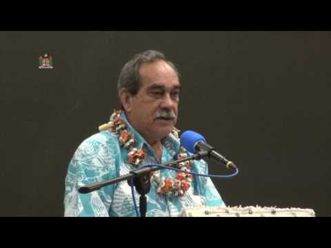 Fiji high-level Champion and Federated States of Micronesia President address at CAPPE