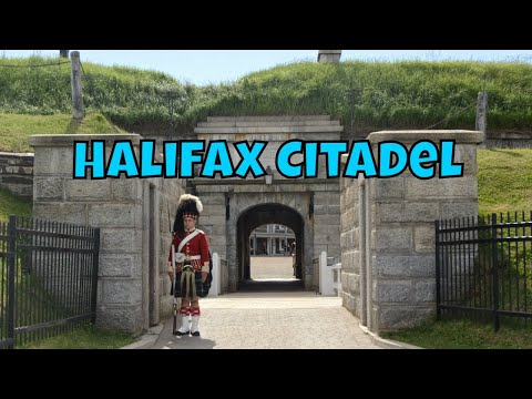 Things To Do in Halifax. Nova Scotia: Halifax Citadel National Historic Site [Travelling Foodie]