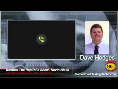 Restore The Rublic Special Guest Dave Hodges