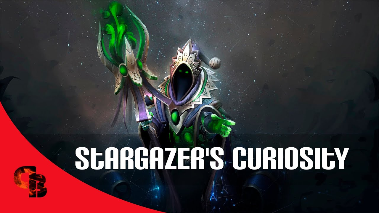 Dota  Store Rubick Stargazers Curiosity