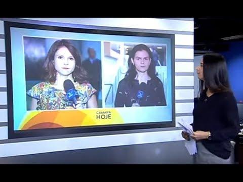 Câmara Hoje - Chega à Câmara denúncia da PGR contra Temer | 29/06/2017