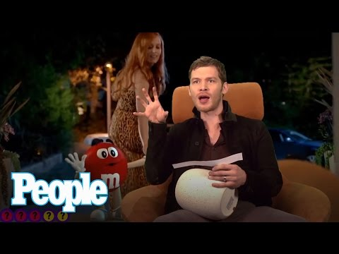 Sit Back and Listen to Joseph Morgan's Sexy Accent   People