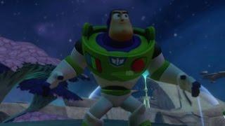 Disney Infinity - Toy Story Playset Walkthrough Part 2 - Planetary Plumber