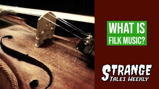 What is Filk Music?